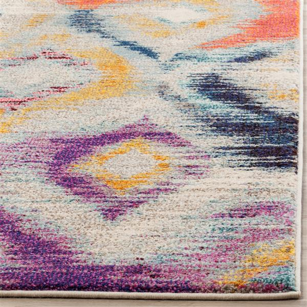 Safavieh Monaco Decorative Rug - 2.2' x 12' - Multi