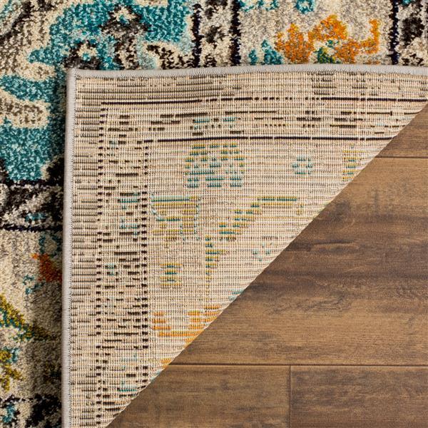 Safavieh Monaco Decorative Rug - 2.2' x 4' - Grey/Light Blue