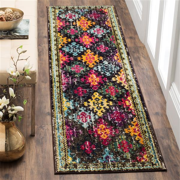 Safavieh Monaco Decorative Rug - 2.2' x 10' - Multi