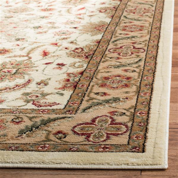 Safavieh Lyndhurst Decorative Rug - 2.3' x 8' - Ivory/Tan