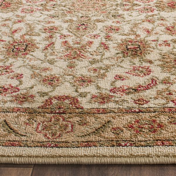 Safavieh Lyndhurst Decorative Rug - 5.3' x 5.3' - Ivory/Tan