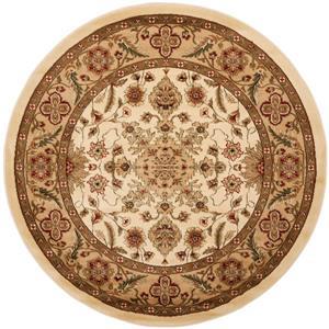 Lyndhurst Decorative Rug - 5.3' x 5.3' - Ivory/Tan