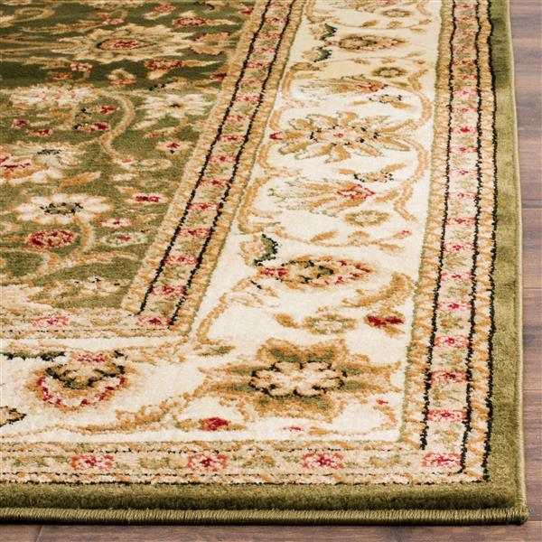 Safavieh Lyndhurst Decorative Rug - 2.3' x 8' - Sage/Ivory
