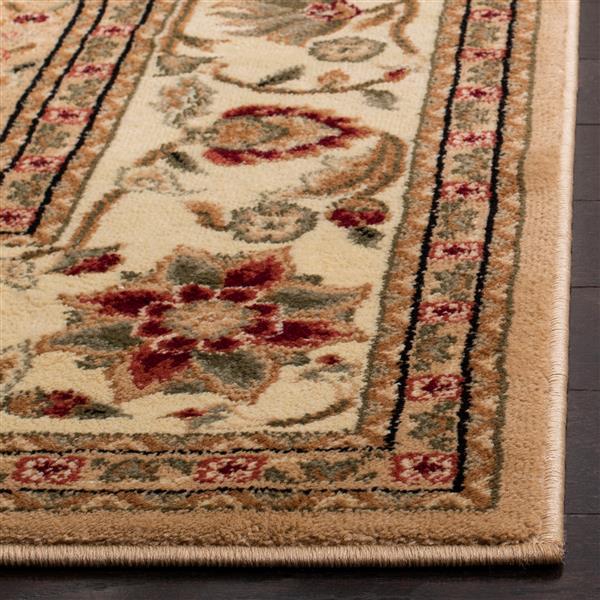 Safavieh Lyndhurst Decorative Rug - 2.3' x 20' - Beige/Ivory