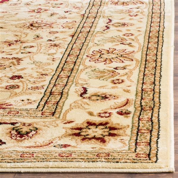Safavieh Lyndhurst Decorative Rug - 3.3' x 5.3' - Ivory/Ivory