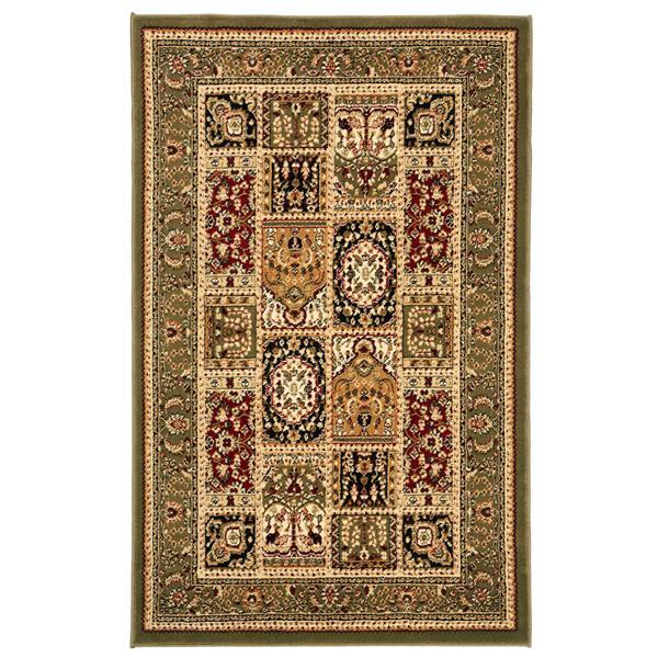 Safavieh Lyndhurst Decorative Rug - 3.3' x 5.3' - Multi/Green