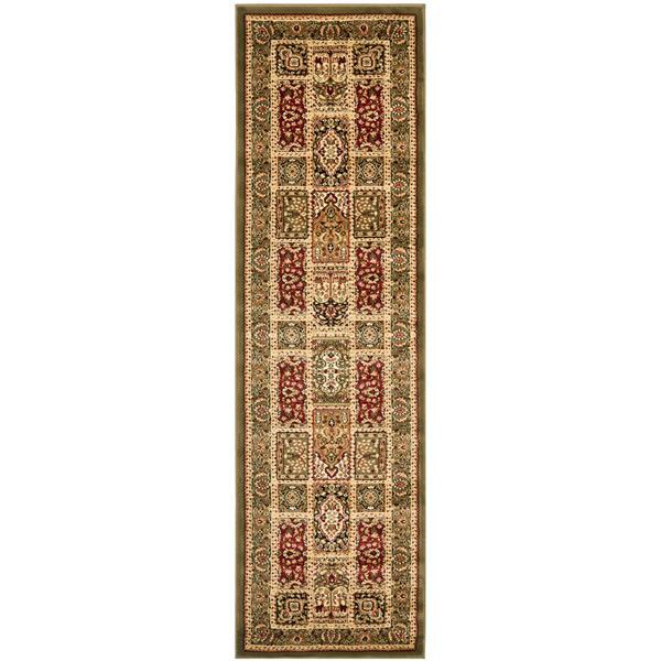 Safavieh Lyndhurst Decorative Rug - 2.3' x 6' - Multi/Green
