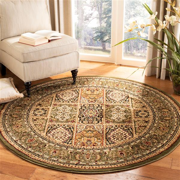 Safavieh Lyndhurst Decorative Rug - 5.3' x 5.3' - Multi/Green