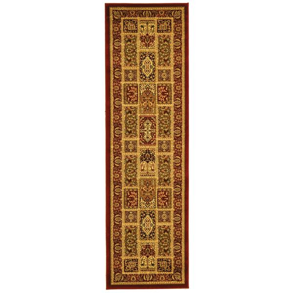 Safavieh Lyndhurst Decorative Rug - 2.3' x 16' - Multi/Red