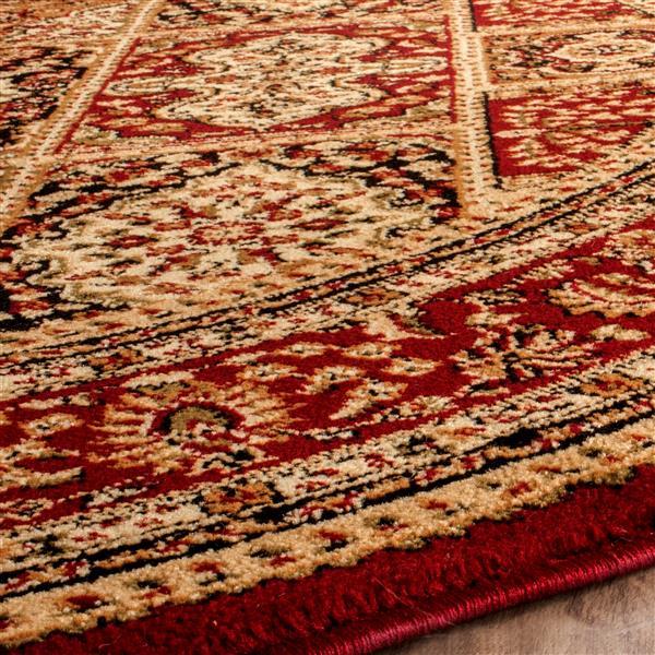 Safavieh Lyndhurst Decorative Rug - 5.3' x 5.3' - Multi/Red