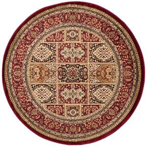 Lyndhurst Decorative Rug - 5.3' x 5.3' - Multi/Red