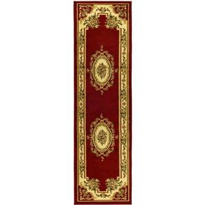 Lyndhurst Decorative Rug - 2.3' x 8' - Red/Ivory