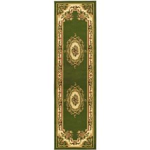 Lyndhurst Decorative Rug - 2.3' x 8' - Sage/Ivory