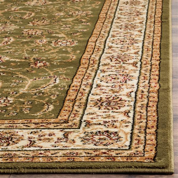 Safavieh Lyndhurst Decorative Rug - 2.3' x 20' - Sage/Ivory