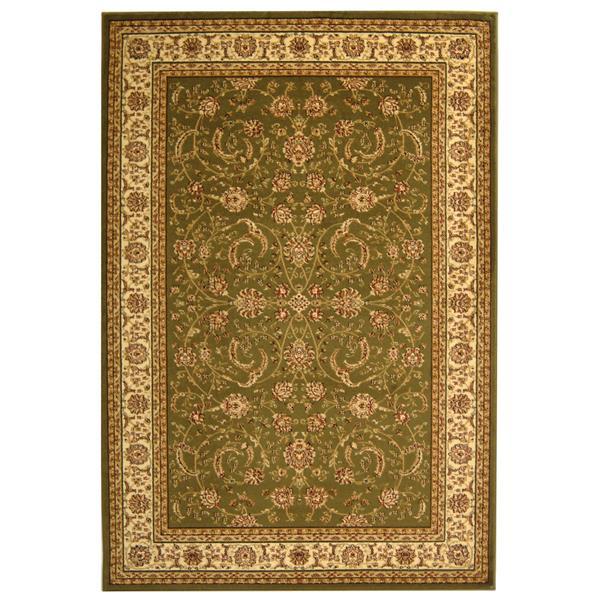 Safavieh Lyndhurst Decorative Rug - 3.3' x 5.3' - Sage/Ivory