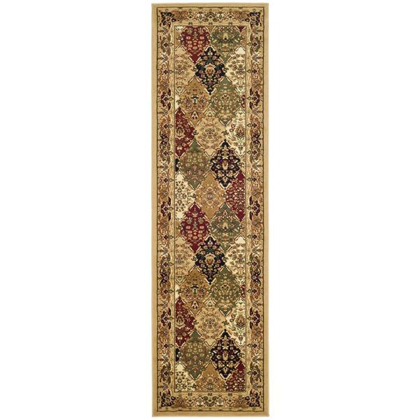 Safavieh Lyndhurst Decorative Rug - 2.3' x 6' - Multi/Beige