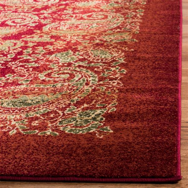 Safavieh Lyndhurst Decorative Rug - 2.3' x 12' - Red/Multi