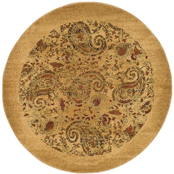 Safavieh Lyndhurst Decorative Rug - 5.3' x 5.3' - Beige/Multi