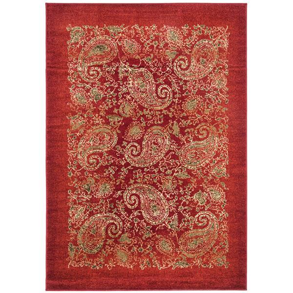 Safavieh Lyndhurst Decorative Rug - 4' x 6' - Red/Multi