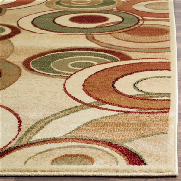 Safavieh Lyndhurst Decorative Rug - 3.3' x 5.3' - Ivory/Multi