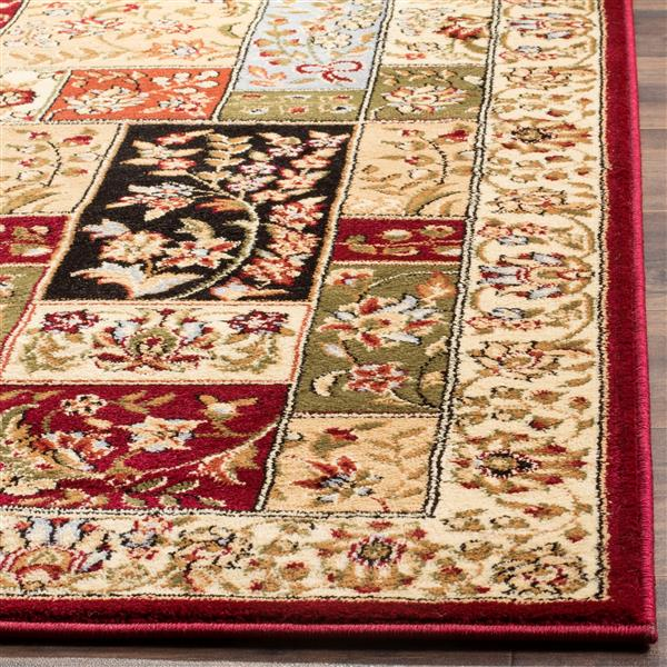 Safavieh Lyndhurst Decorative Rug - 2.3' x 16' - Multi/Ivory