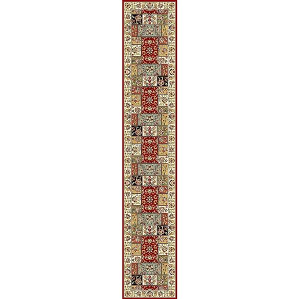 Safavieh Lyndhurst Decorative Rug - 2.3' x 6' - Multi/Ivory
