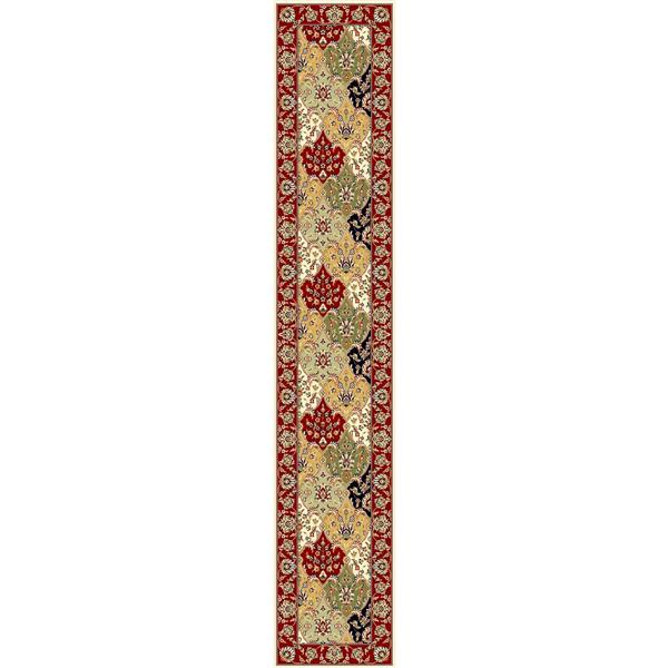 Safavieh Lyndhurst Decorative Rug - 2.3' x 16' - Multi/Red