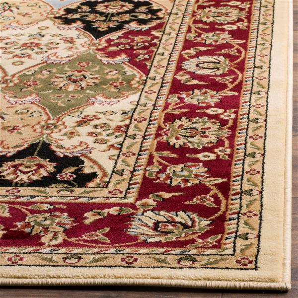 Safavieh Lyndhurst Decorative Rug - 2.3' x 8' - Multi/Red