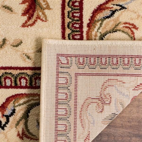 Safavieh Lyndhurst Decorative Rug - 4' x 6' - Ivory/Ivory