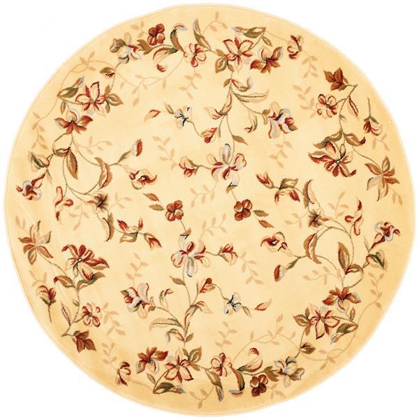 Safavieh Lyndhurst Decorative Rug - 5.3' x 5.3' - Beige
