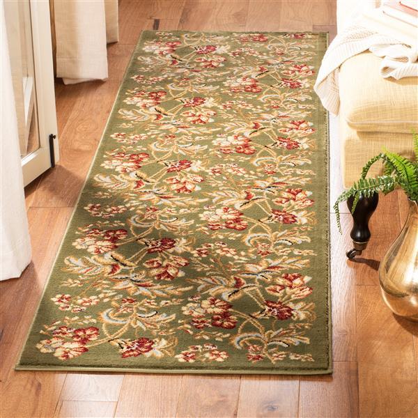 Safavieh Lyndhurst Decorative Rug - 2.3' x 14' - Sage