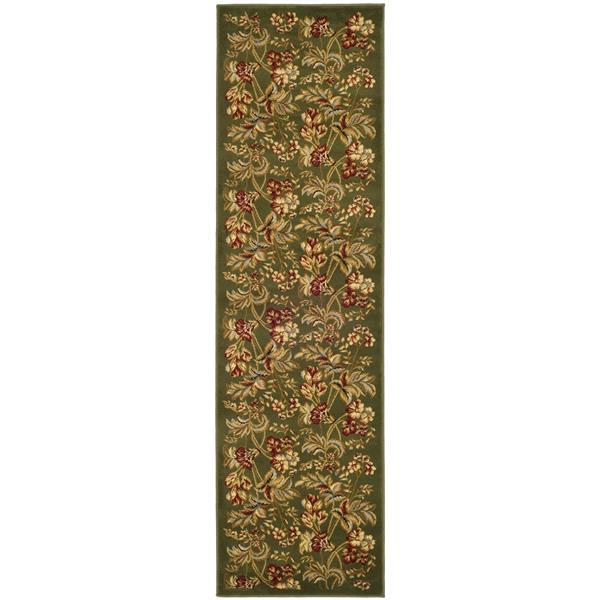 Safavieh Lyndhurst Decorative Rug - 2.3' x 8' - Sage