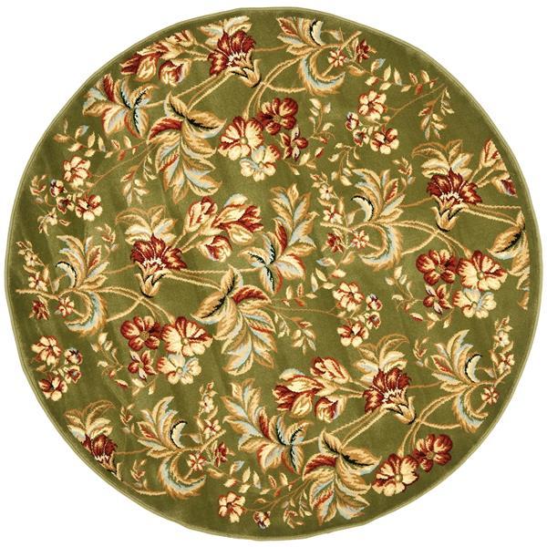 Safavieh Lyndhurst Decorative Rug - 5.3' x 5.3' - Sage