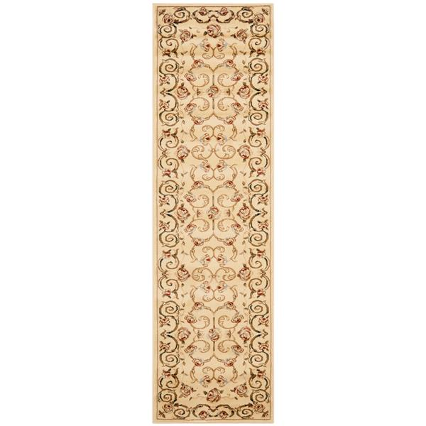 Safavieh Lyndhurst Decorative Rug - 2.3' x 8' - Ivory