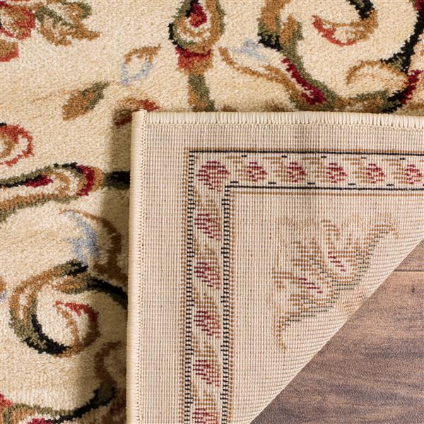 Safavieh Lyndhurst Decorative Rug - 5.3' x 5.3' - Ivory