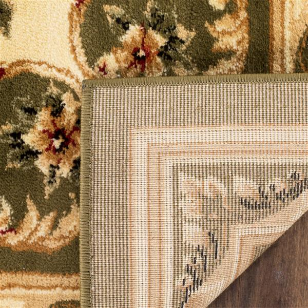 Safavieh Lyndhurst Decorative Rug - 2.3' x 14' - Sage/Ivory
