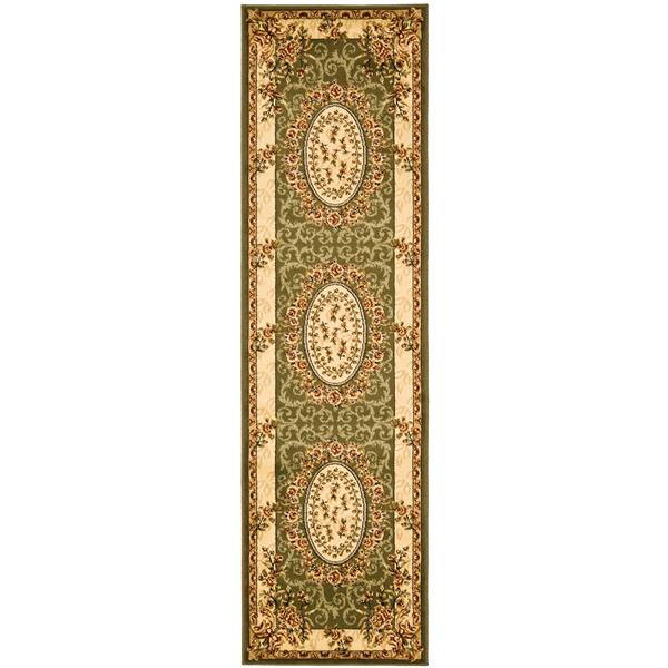 Safavieh Lyndhurst Decorative Rug - 2.3' x 6' - Sage/Ivory