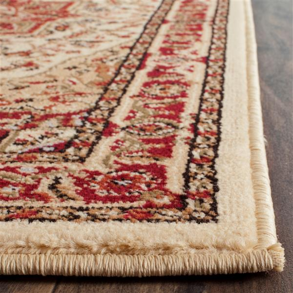 Safavieh Lyndhurst Decorative Rug - 2.3' x 6' - Ivory/Red