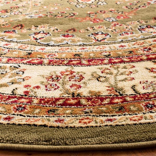 Safavieh Lyndhurst Decorative Rug - 5.3' x 5.3' - Sage/Ivory
