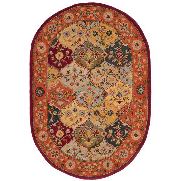 """Safavieh Antiquity Decorative Rug - 8' 3"""" x 11' - Multicolour"""