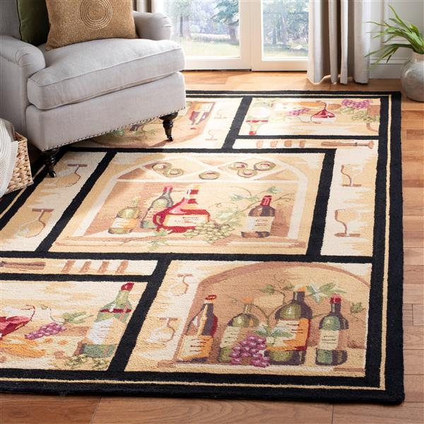 "Safavieh Chelsea Decorative Rug - 1' 8"" x 2' 6"" - Gold"