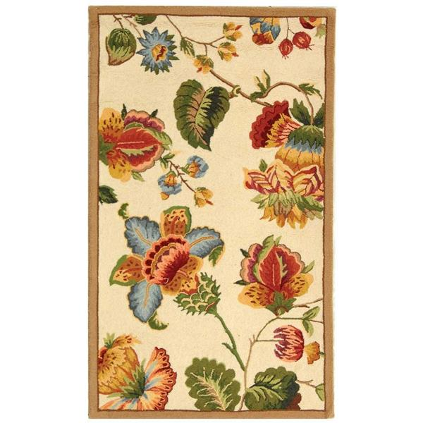 "Safavieh Chelsea Decorative Rug - 2' 9"" x 4' 9"" - Ivory"