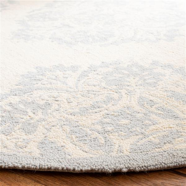 "Safavieh Chelsea Decorative Rug - 1' 8"" x 2' 6"" - Ivory/Blue"