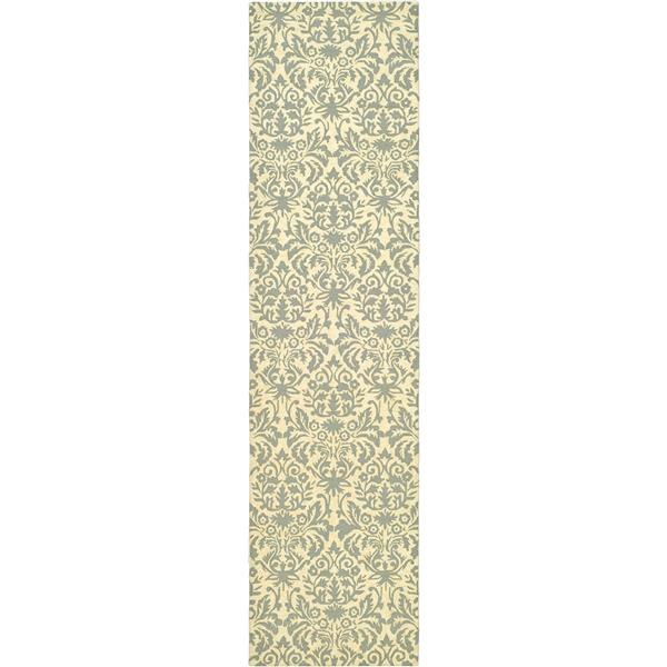 "Safavieh Chelsea Decorative Rug -  2' 6"" x 8' - Beige/Yellow"