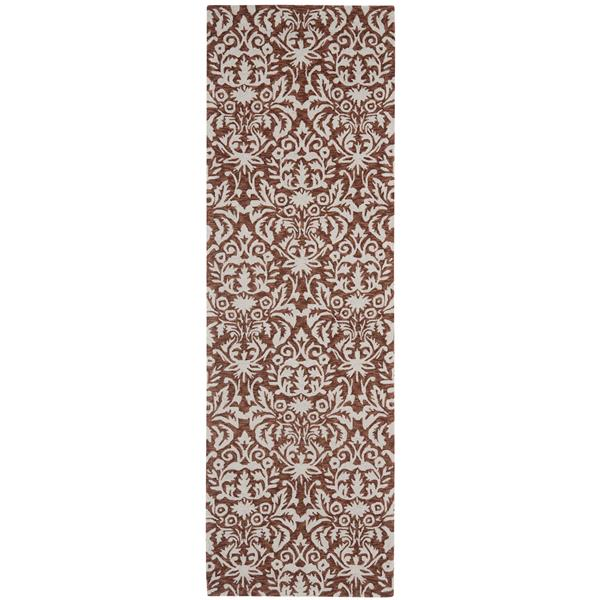 "Safavieh Chelsea Decorative Rug  - 2' 6"" x 6' - Brown/Grey"