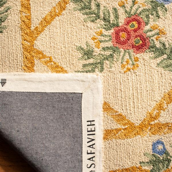 "Safavieh Chelsea Decorative Rug  - 1' 8"" x 2' 6"" - Ivory"