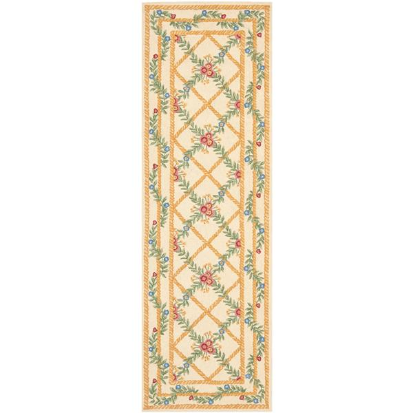 "Safavieh Chelsea Decorative Rug - 2' 6"" x 6' - Ivory"
