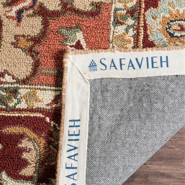 "Safavieh Chelsea Decorative Rug - 1' 8"" x 2' 6""- Ivory"