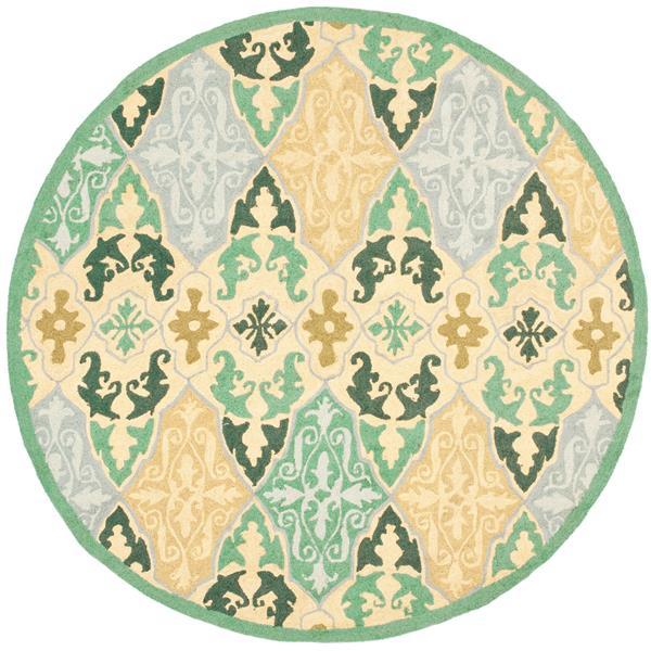 Safavieh Chelsea Decorative Rug  - 3' x 3' - Multicolour