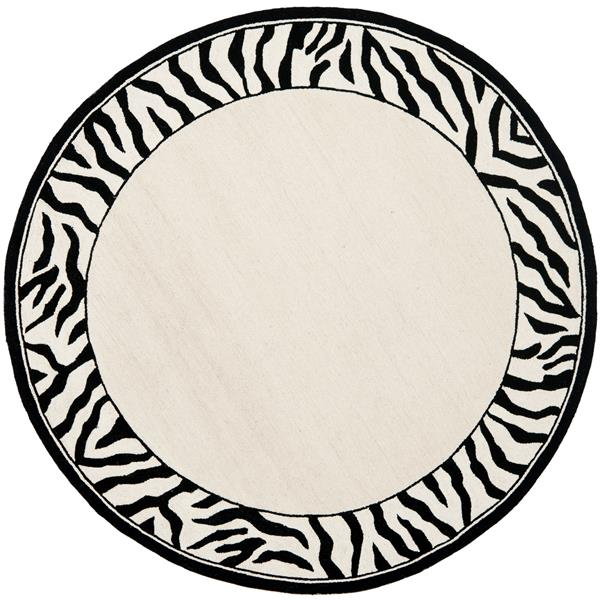Safavieh Chelsea Decorative Rug - 4' x 4'- Ivory